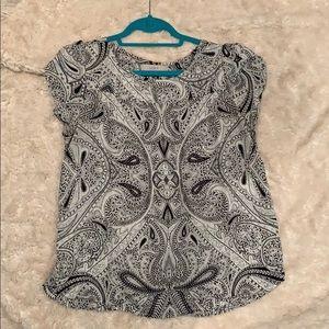 Ann taylor LOFT blouse, size M